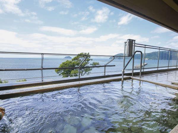 大浴場露天風呂からの眺め