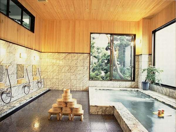 塩山温泉をお楽しみください
