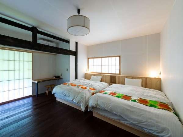 上質なオリジナルベッドで快適な睡眠を提供