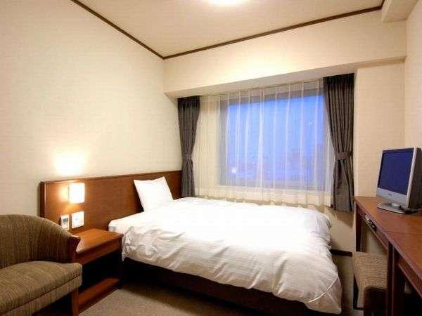 ◆【客室】『ダブルルーム』 広さ15平米 ベッドサイズ横140cm×縦200cm(1台)