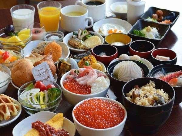 ◆【朝食】毎日 朝6時30分から行っております♪