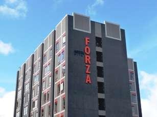 大分の中心部、中央町に位置するホテルフォルツァ大分です