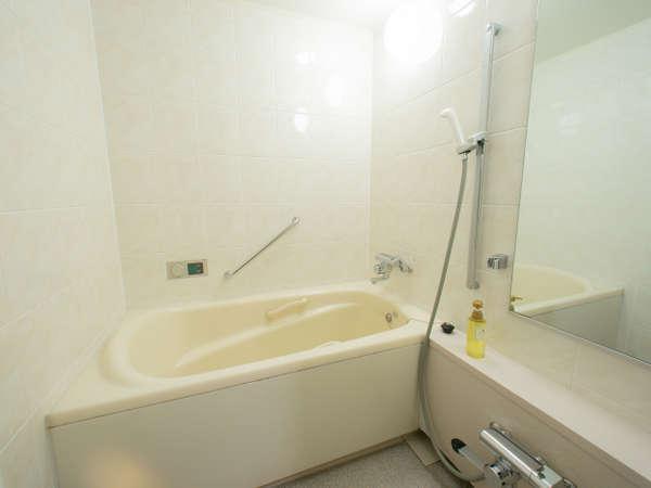 和室・バスルーム洗い場がありますのでお子様とのお風呂タイムもゆったりと