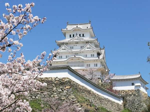 姫路城【春】