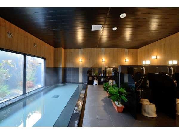大浴場「旅人の湯」15:00-2:00、5:00-10:00~広いお風呂でごゆっくりと★~