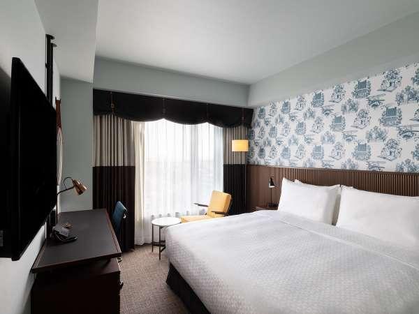 スタンダードキング。快適な寝心地が特徴のFour Comfortベッド。