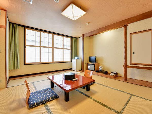 *【和室8畳】ビジネスや一人利用の方にもおすすめ!少し広めの和室です。
