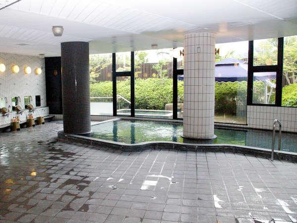 大浴場にはサウナ・水風呂・泡ぶろをご用意しています。