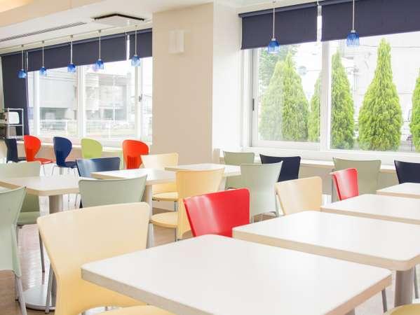 ◆カフェテリア・フリースペース◆