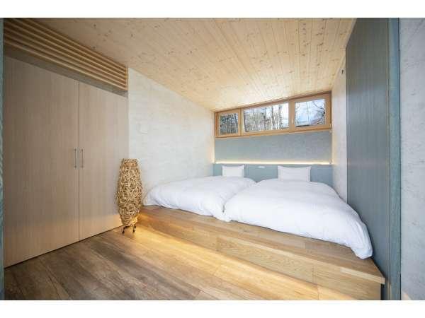 B棟 寝室