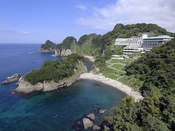 堂ヶ島 ニュー銀水の宿泊予約