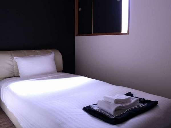 2012年春改装!シングルルーム(2階部屋の例ですが階数のご指定は頂けません。)