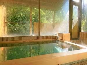 【大浴場】女性大浴場 内湯