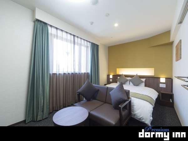 ◆クイーンルーム(22平米 ベッド幅:160×195センチ)