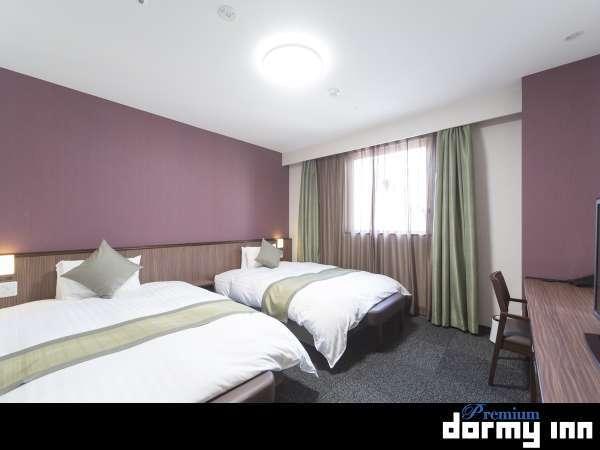 ◆ツインルーム(22平米 ベッド幅:140×195センチ×2台)