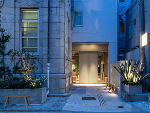 ホテル外観☆京都3条にグランドオープン!ビジネスや観光に便利な好立地!