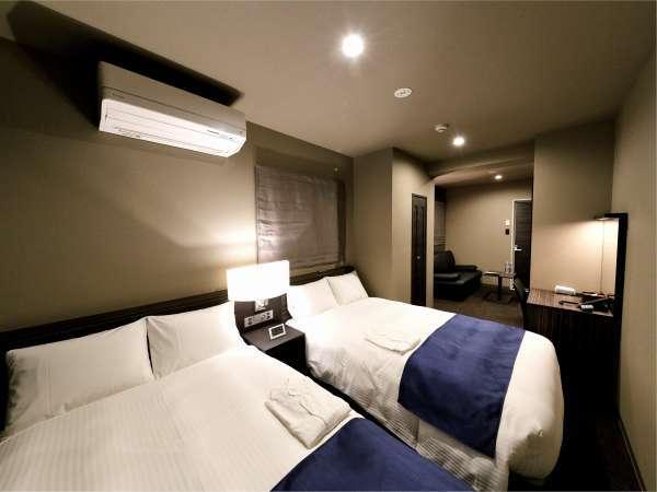 ■ツインルーム寝室