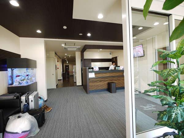ビジネスホテルフィズ名古屋空港店の本館です。2016年7月15日グランドオープン。