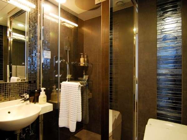 レディースシングルルーム:バスルームイメージ
