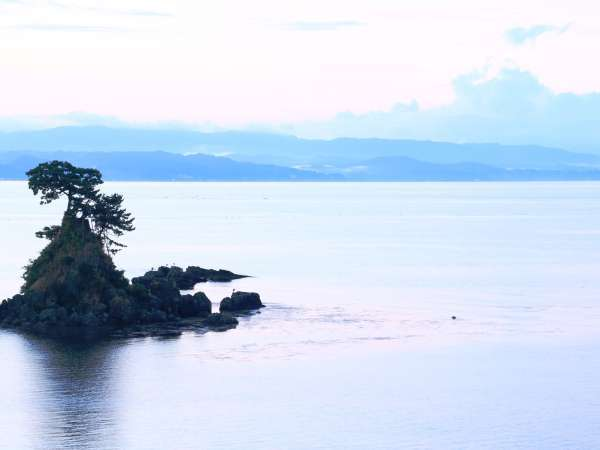 周辺の景色「女岩」 (5)