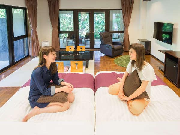 【客室一例・露天風呂付客室】