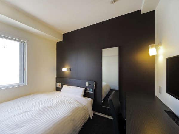 ■全室150センチ幅ワイドベッドで快適なお部屋です