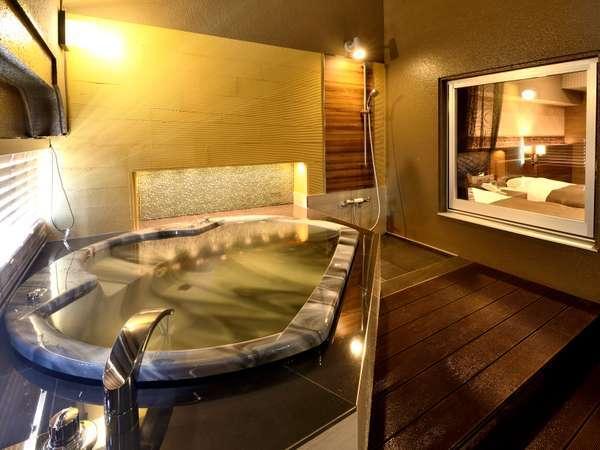 露天風呂付きツインルーム