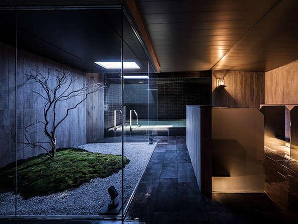 大浴場「KOMOREBI こもれび」(女湯)