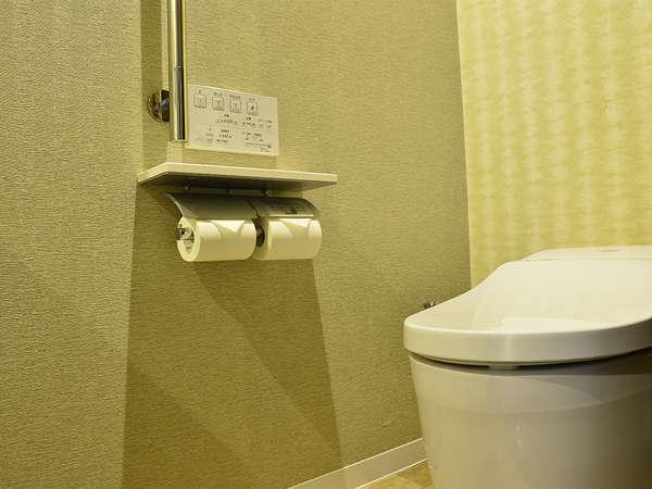 【風呂】デラックスシングル デラックスシングルはトイレが個室になっております。
