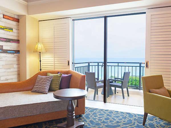 全客室バルコニー付きで海風を感じながらお過ごしいただけます...☆