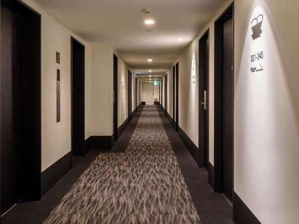 館内:エレベーターホール