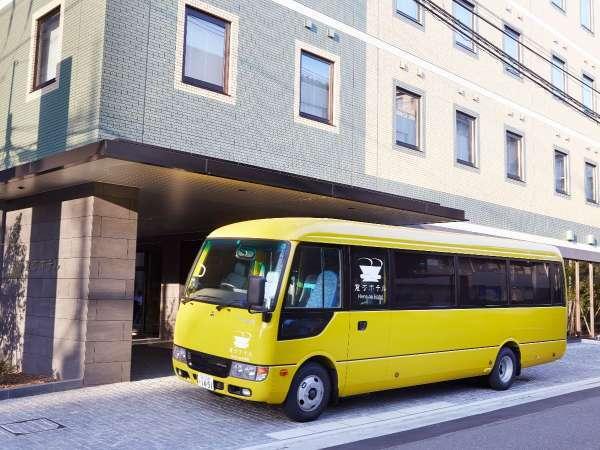 【早朝・深夜も運行】ホテルから羽田空港の各ターミナルまで巡回する無料シャトルバスを1日16本運行!