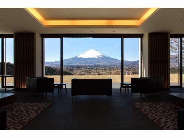 ここにしかない富士山の絶景が、ご覧いただけます。