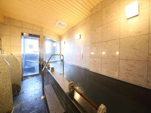 ■大浴場ラヂウム人工温泉【営業時間:15時~25時、6時~10時】