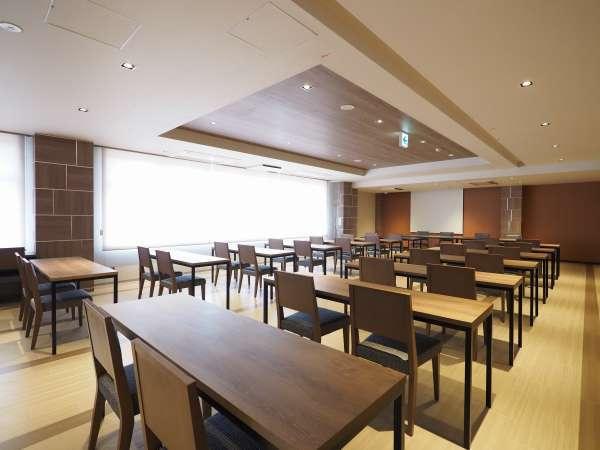 レストランは会議室としてもご利用いただけます。