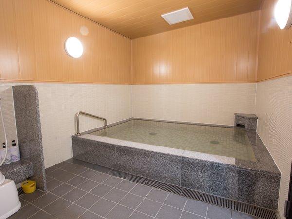 【男・女浴場】(17:00~23:00/5:00~9:00)