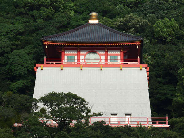 【西国三十三所 草創1300年記念】益々注目の紀三井寺○◎●写真は日本最大級の観音様がある新仏殿