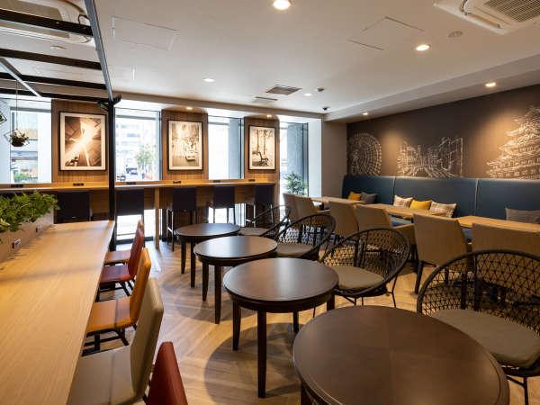 【ライブラリーカフェ】集中したい時・リラックスしたい時。 ゆったり空間できままにお過ごしください