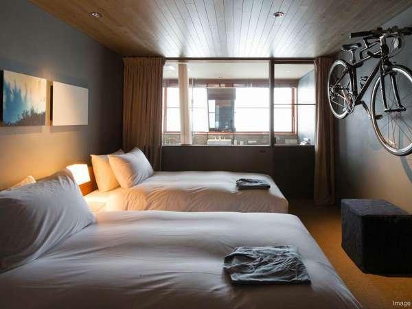 ■客室/スタンダードツイン全20室