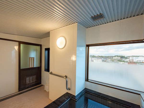 *【展望浴場】相馬市の街並みを眺めることが出来ます。