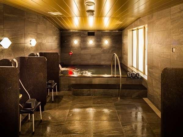 【スーパーホテル新宿歌舞伎町】高濃度炭酸泉『演舞の湯』 ※オープン前の為写真はイメージです。