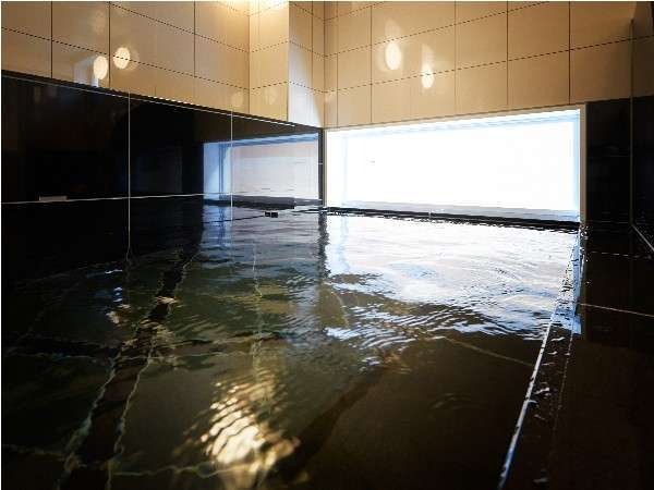 【スーパーホテル新宿歌舞伎町】高濃度炭酸泉「演舞の湯」(男女入替)①