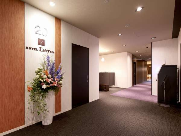 エレベーターホール(20階)