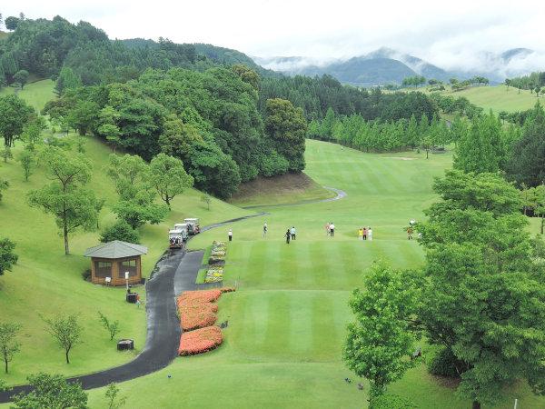 【八女城陽ゴルフ倶楽部】全英オープンチャンピオンのイアン・ベーカー・フィンチ氏が設計