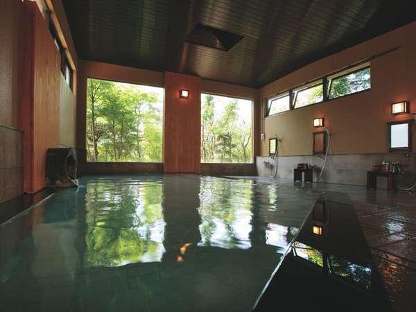 良質な温泉を、足を伸ばしてゆっくりとご堪能ください♪