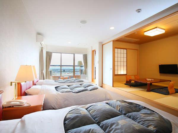 様々なタイプのお部屋をご用意しております