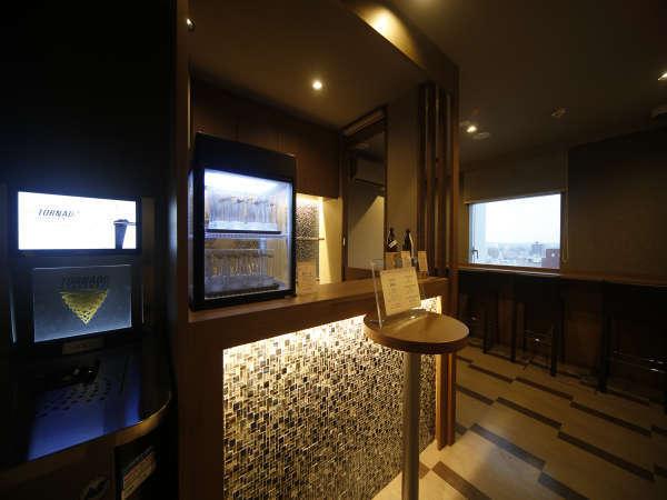 12階 湯上り処