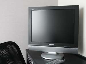 全室液晶テレビ♪