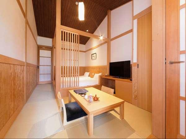 【本館】露天風呂付ツイン和室