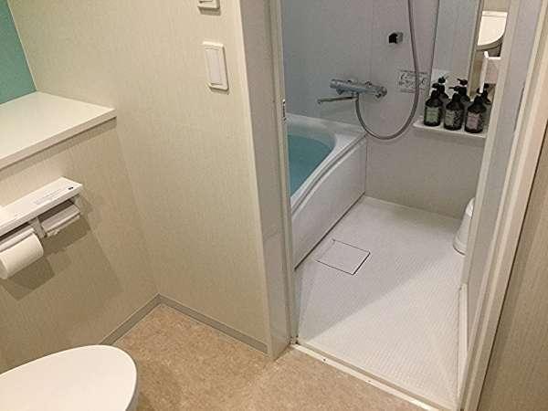 洗い場付お風呂